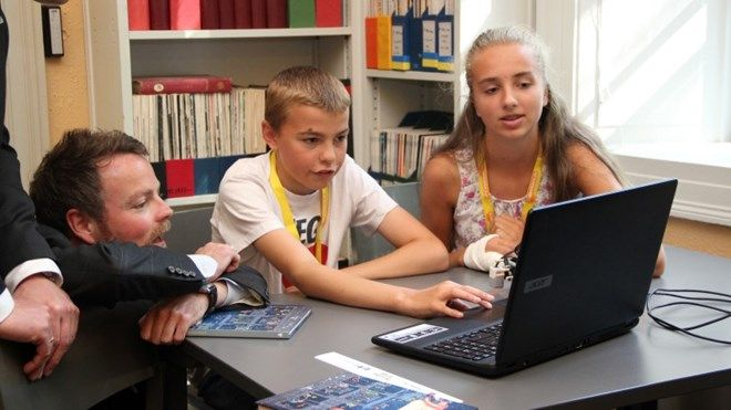 Koding blir valgfag på ungdomsskolen