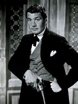 "Gene Barry starred in the TV series ""Bat Masterson"" and ""Burke's Law"", among other roles. He defined COOL."