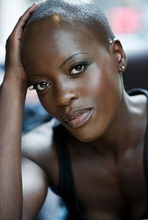 "Florence Kasumba played one of Black Panther's Dora Milaje in ""Captain America: Civil War """
