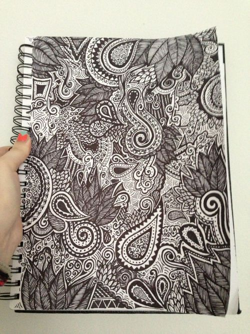 Cute idea when you 39 re bored at school art pinterest for What to doodle when your bored