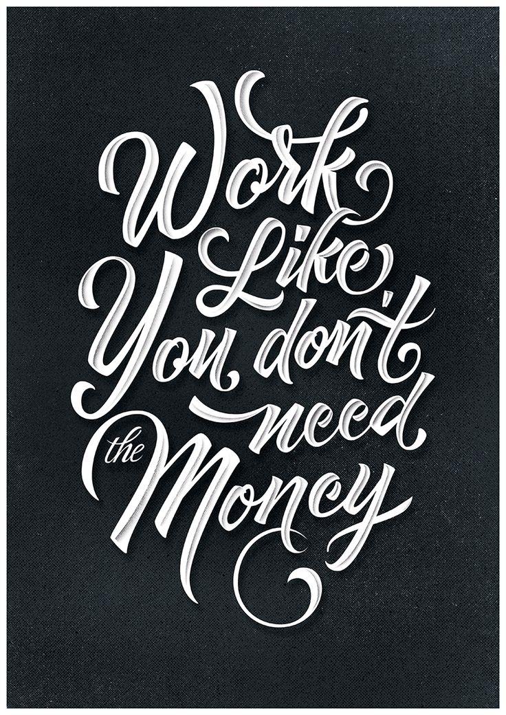 Typography Mania #263 | Abduzeedo Design Inspiration #Lettering