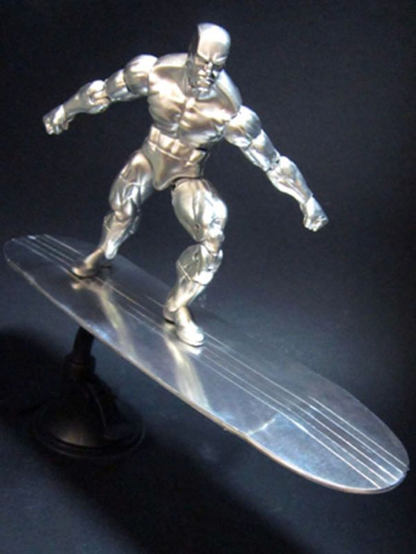 Silver Surfer (Marvel Legends) Custom Action Figure