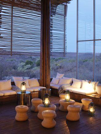 Singita Lebombo Lodge - Kruger National Park, South Africa.
