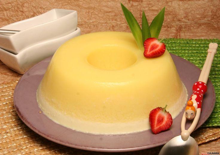 Receita de Doce de ananás. Descubra como cozinhar esta receita de doce de ananás de maneira prática e deliciosa com a TeleCulinária!