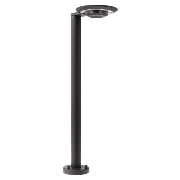 Corpuri de iluminat exterior STALPISOR DE GRADINA GRI LED 6X3W PLATE 9409 REDO.9409