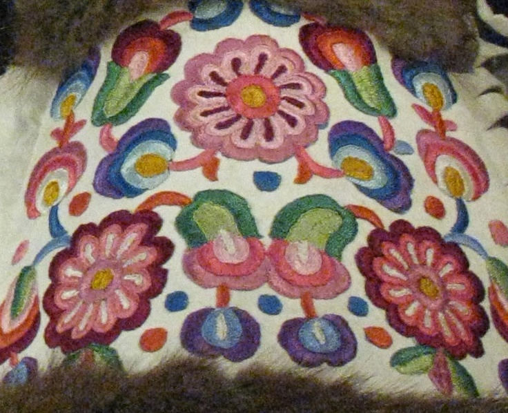 metis embroidery