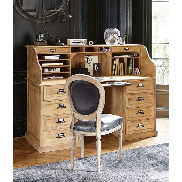 25 best ideas about bureau maison du monde on pinterest. Black Bedroom Furniture Sets. Home Design Ideas