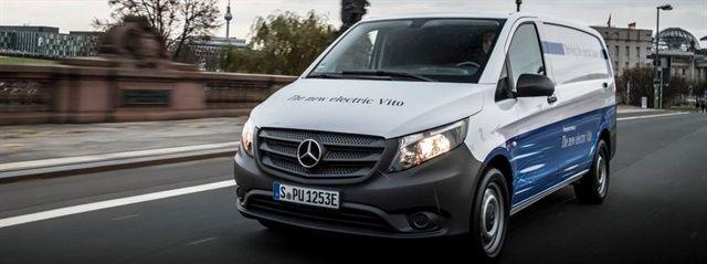 Mercedes-Benz Reports Record Van Sales; Teases Rollout of Next Sprinter