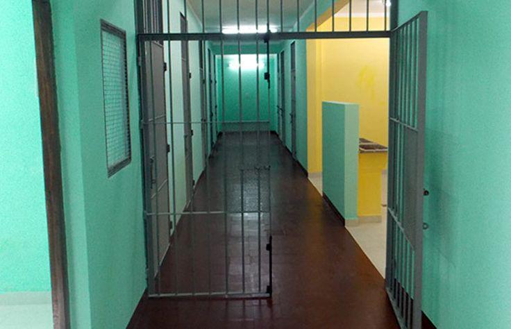Orán: Un agente penitenciario terminó internado tras la agresión de un preso: El hecho ocurrió el sábado pasado, cuando el interno sufrió…