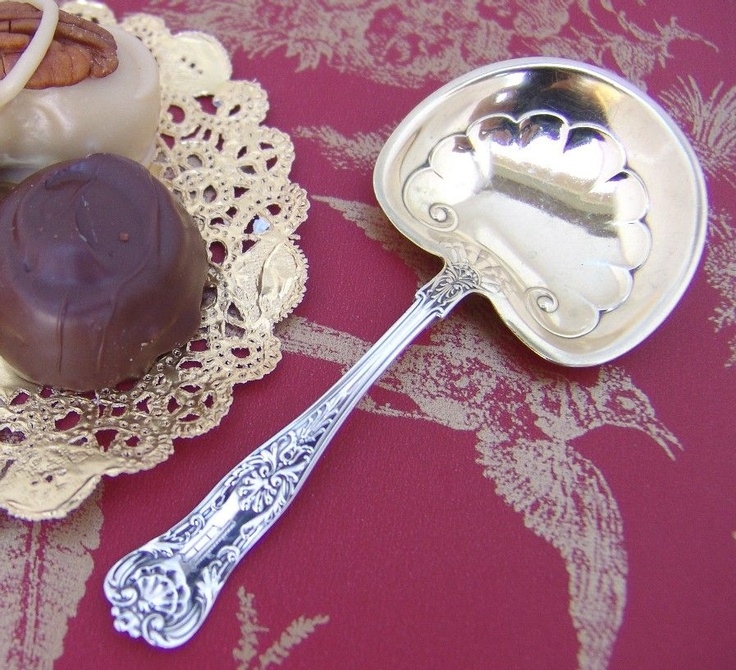 1000 Images About Sterling Silver Bon Bon Spoons On Pinterest