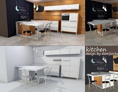 "Check out new work on my @Behance portfolio: ""kitchen #7"" http://be.net/gallery/32630709/kitchen-7"