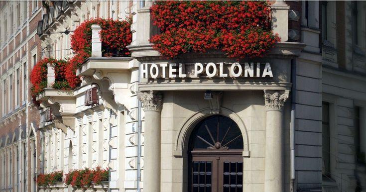 Hotel Polonia w Krakowie