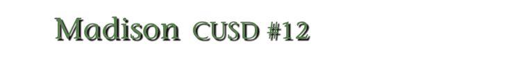 Madison Community Unit School District 12 - Grade 1 Responsiblity Lesson Plans
