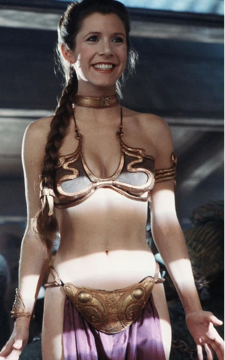 carrie-fisher-princess-leia-hot