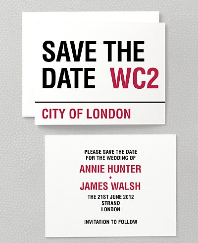 23 best Funky Non-Image Save the Dates images on Pinterest - fresh invitation card to chief guest