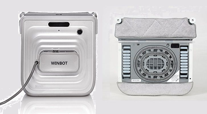 ¡Chollo! Robot Ecovacs Winbot 730 limpiador para ventanas por 116.73 euros.