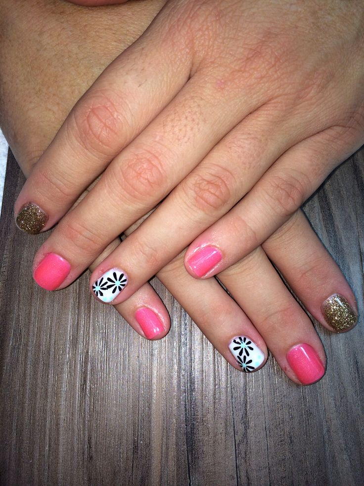 Back To School Gel Nail Designs For Teachers