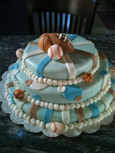 sports themed baby shower cakes cakes cake decorating