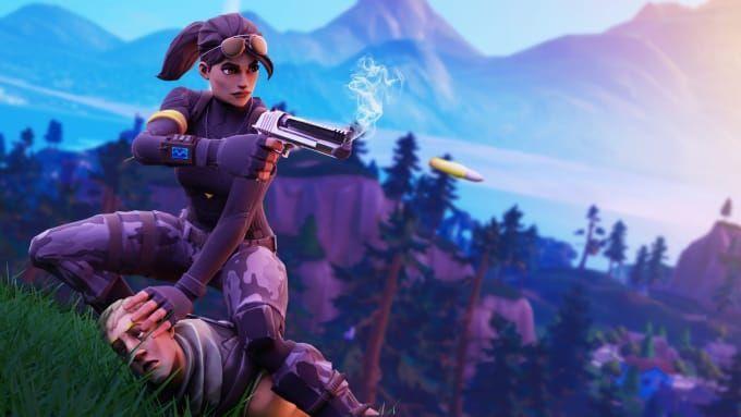 Fortniteminiaturas In 2020 Fortnite Thumbnail Best Gaming