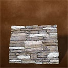 faux rock panels