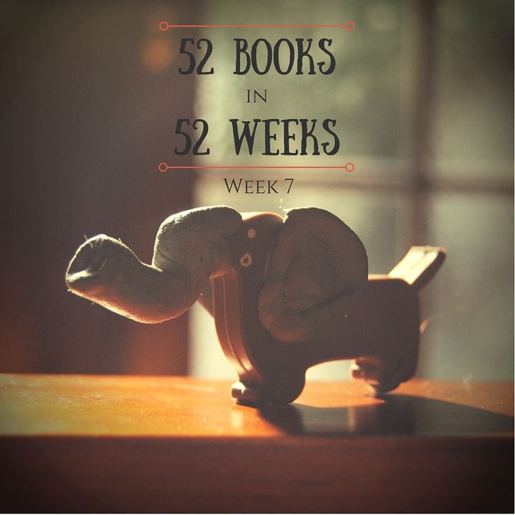 This week's 52 Books in 52 Weeks cover recreation of Something to Hide by Deborah Moggach took a lot of creative flair, and features my little dachshund USB stick dressed up (with Blu-Tack) to look like an elephant. You are so welcome.