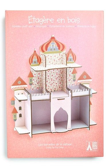 Fresh DJ ECO Djeco uPersian Princess Castle u Wooden Shelf available at Nordstrom