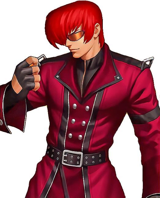 King of Fighters 98 UM OL Iori Yagami by hes6789