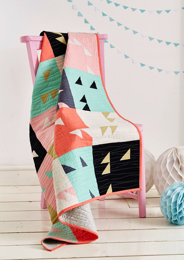 Love Patchwork & Quilting issue 29 PASTEL PARTY
