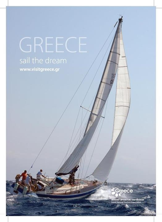 Why not sail in Greece?