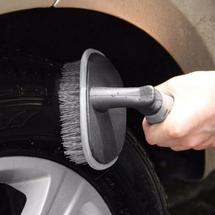 Special Car Truck Steel Ring Wheel Tire Rim Scrub Cleaning Wash Brushes
