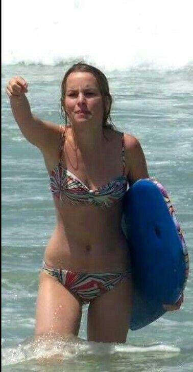Bikini girl, lovely Bridgit Mendler. Sal P.