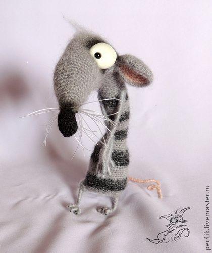 Игрушки животные, ручной работы. Ярмарка Мастеров - ручная работа Крыся Серафима. Handmade.
