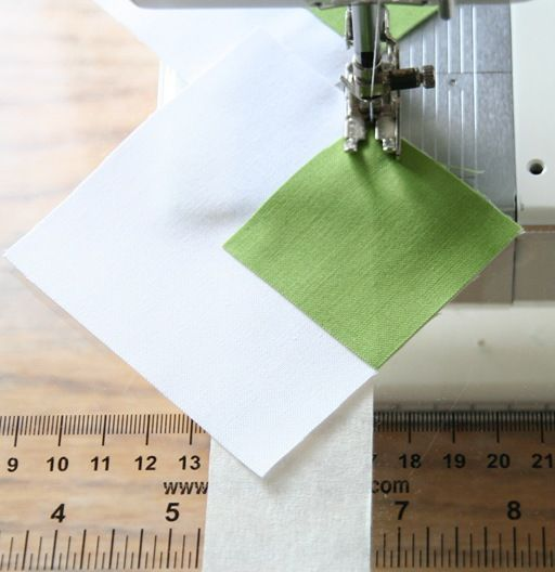 A great little trick for quilting.