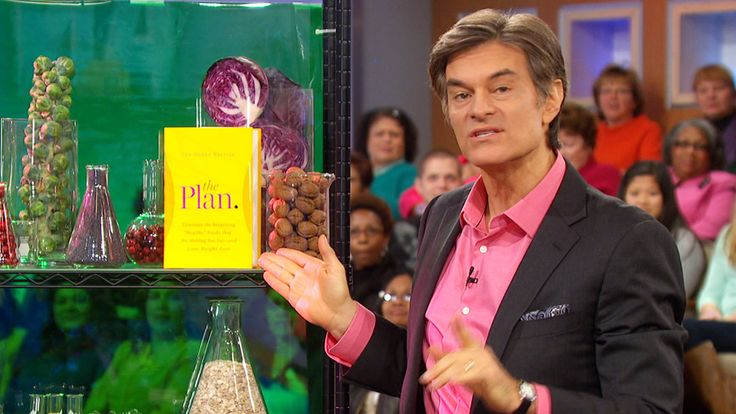 "The Anti-Diet Plan: Eliminating Reactive Foods, Pt 1 on the Dr. Oz show author Lyn Genet Recitas ""The Plan"""