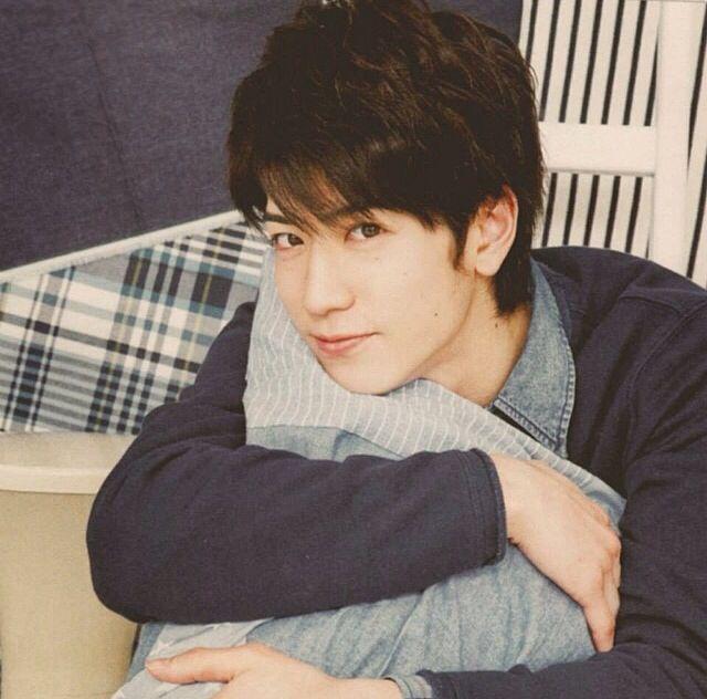 Nakajima Yuto | WinkUp (edited) 06,2014 |  via: @fallinlovewithjump(IG)