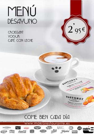 Carteleria para Makro Restaurantes. Encargo Nal3 www.nal3.com. Realizado por TORRESBALDASANO