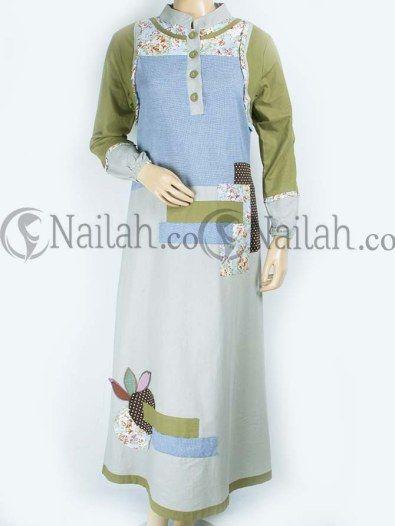 Gamis Iftina .000 IDR Gamis Lulu Rp. 119.000  Order via: www.nailah.co / SMS/WA: 0878 8718 2020 / BB: 748A8C99 /  FB: Nailah.co / IG/Twitter: @Nailah Williams.co