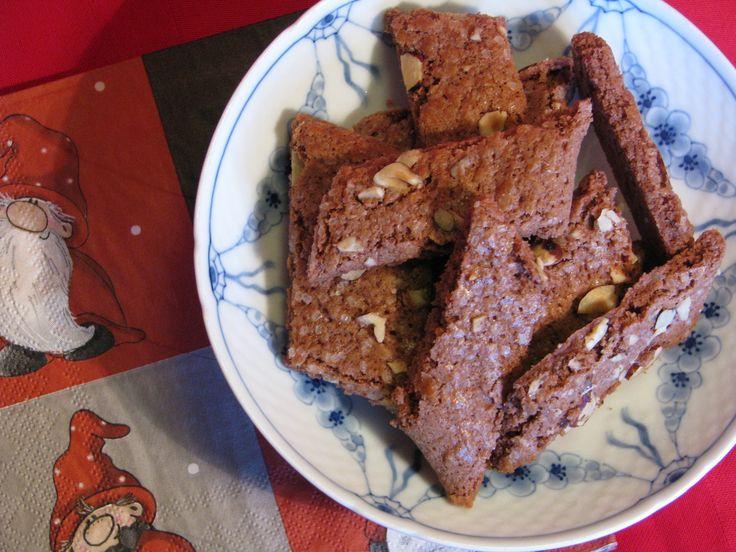 Jeg elsker at bage småkager til jul, og disse chokoladebrød er absolut en af…