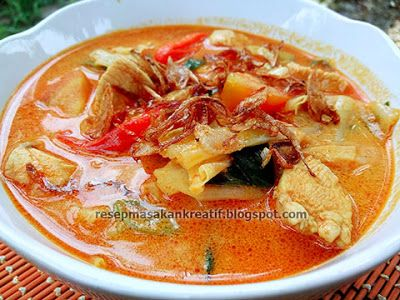 Resep Tongseng Ayam | Resep Masakan Indonesia (Indonesian Food Recipe)