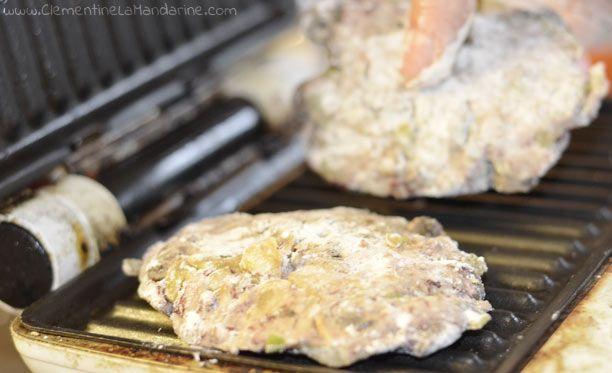 recette steak végétarien pour hamburger