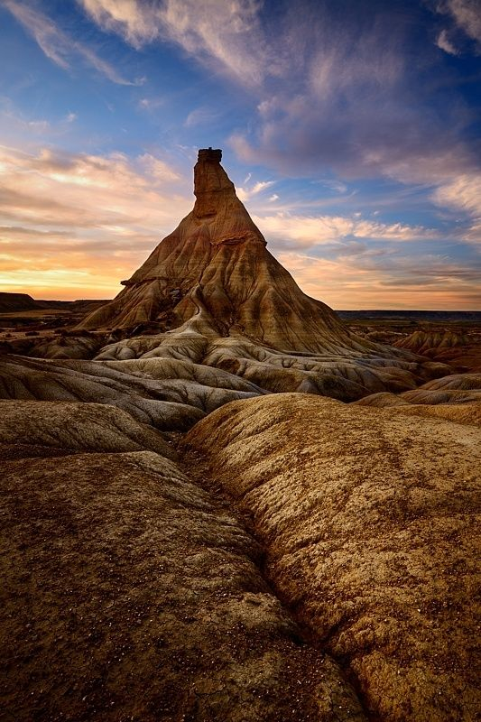 Magic Bardenas by Marco Barone on 500px