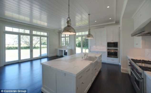 Dream kitchen - Hampton style