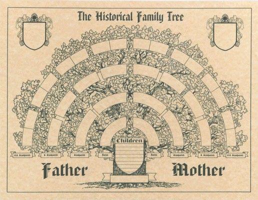 3372 Best Family Tree Images On Pinterest Family Trees