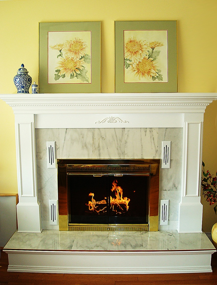 14 best Fireplace remodel images on Pinterest | Fire places ...