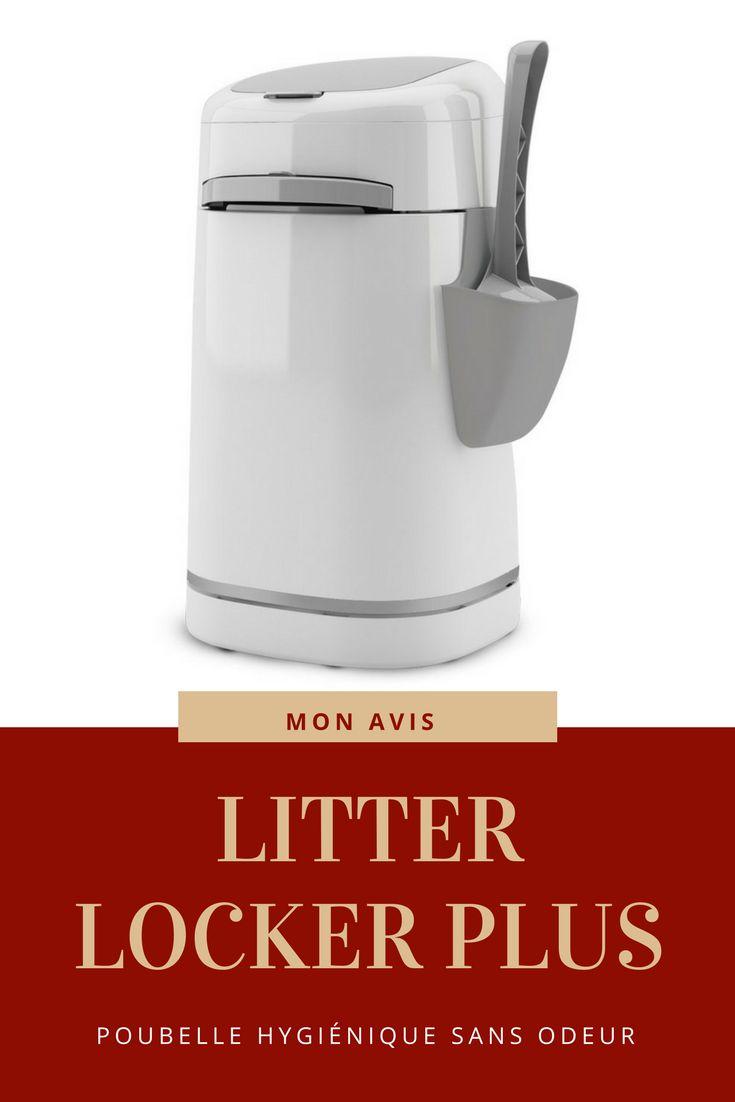 Découvrez mon avis complet sur la poubelle hygiénique sans odeur Litter locker . Quelles sont ses avantages et ses limites? est elle efficace face aux odeurs? + un concours