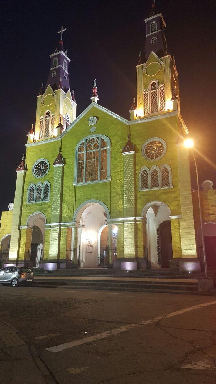 Iglesia de Castro - Chiloé - Chiloé
