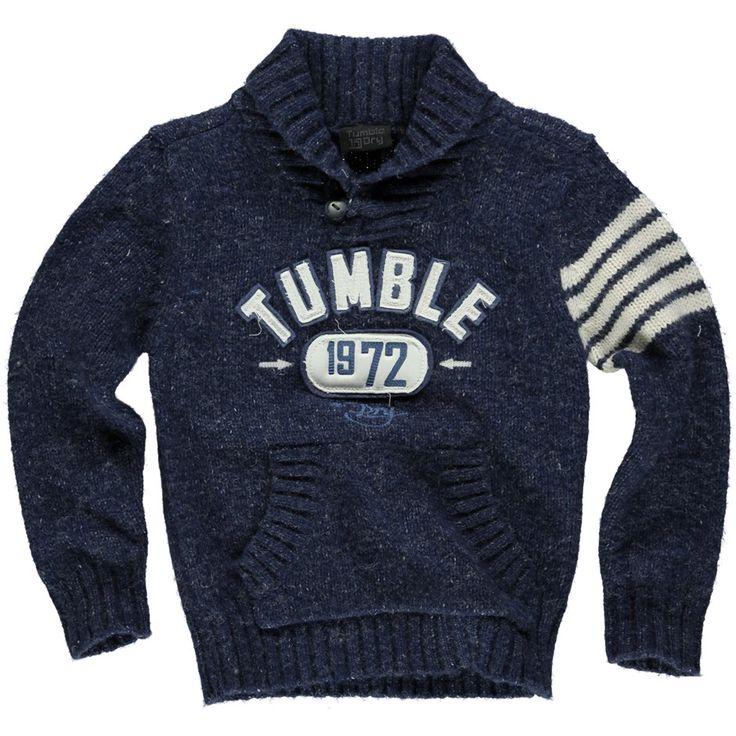 Tumble'n Dry   Jersey Tumble Azul