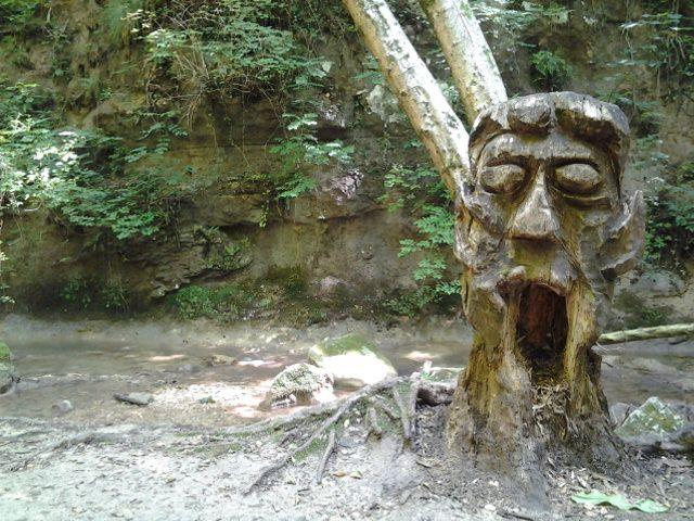 Parco delle cascate di Molina. Verona. Veneto. #Viaggi #Avventura