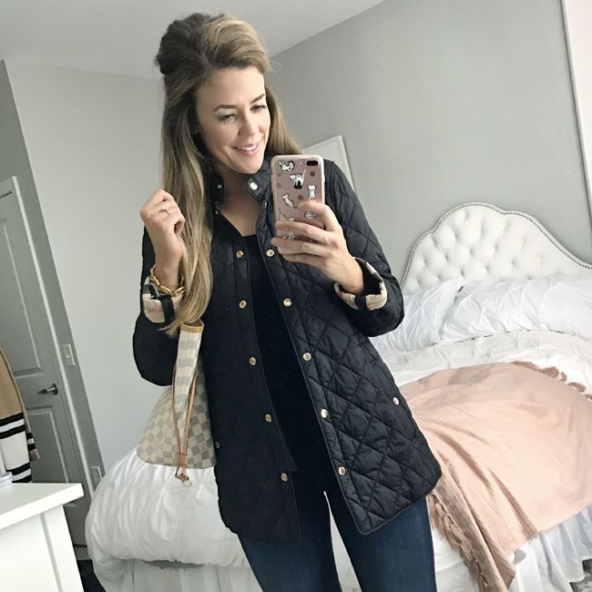 Nordstrom Anniversary Sale Purchase Review A Mix Ofmin Burberry Quilted Jacket Nordstrom Anniversary Sale Anniversary Sale