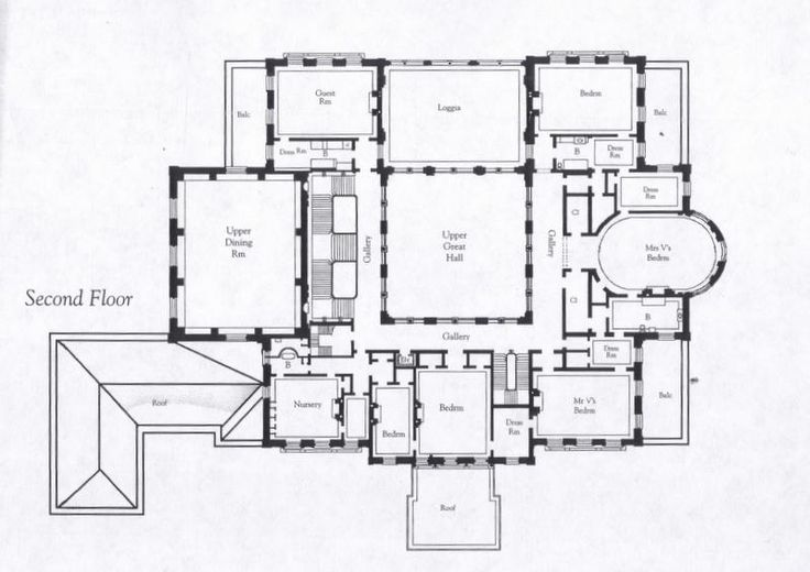 The Breakers Newport Floor Plan